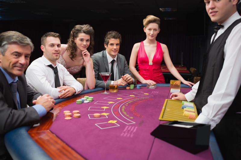 ライブカジノのイメージ